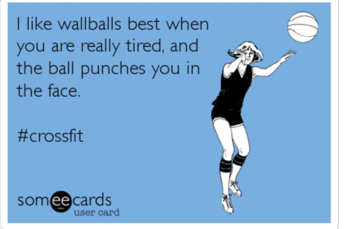 Wallball Face